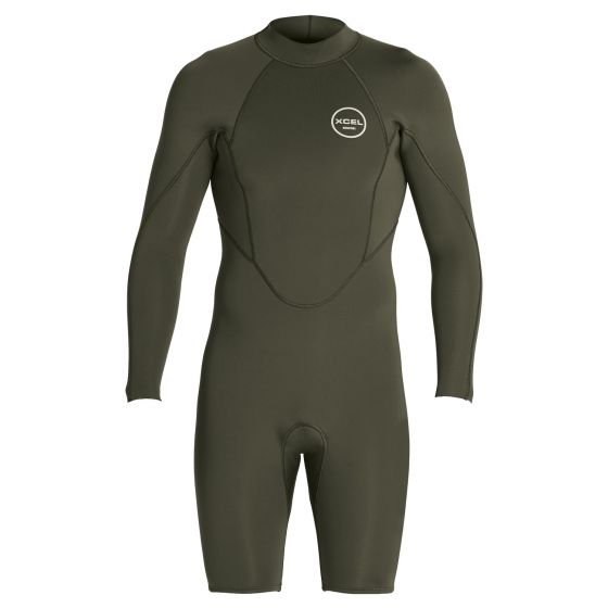 Xcel Axis 2mm Long Sleeve Wetsuit 2020