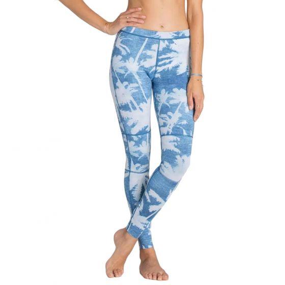 Billabong Skinny Sea Legs 1mm ladies Wetsuit Leggings 2017 Front