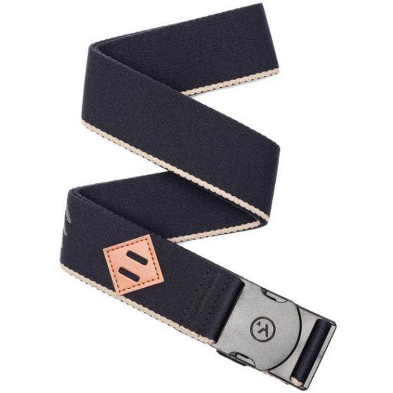 Arcade Blackwood Belt - Black/Khaki