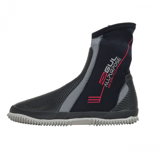 Gul 5mm All Purpose Sailing Wetsuit Boots