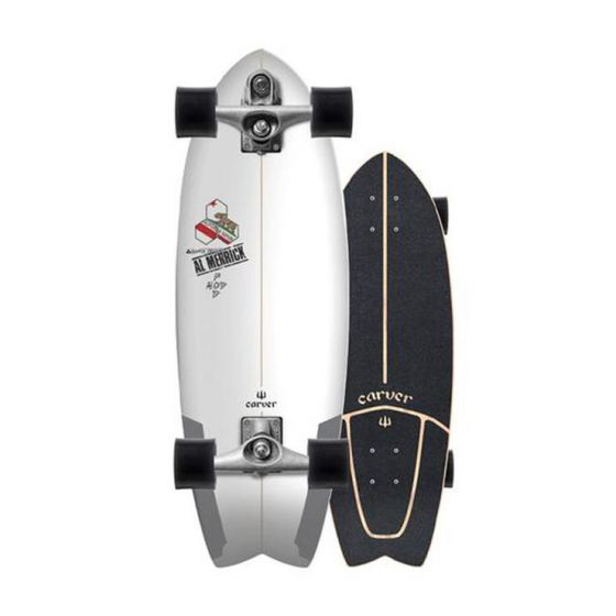 "Carver 29.25"" Channel Islands Pod Mod with C7 Trucks"
