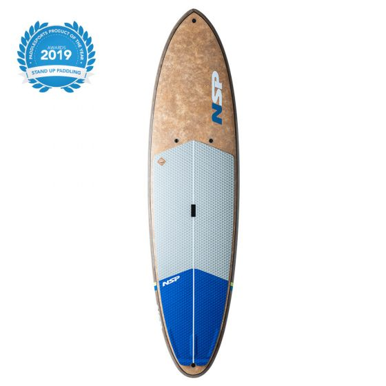 NSP CocoFlax 10ft 6 All Rounder Sup