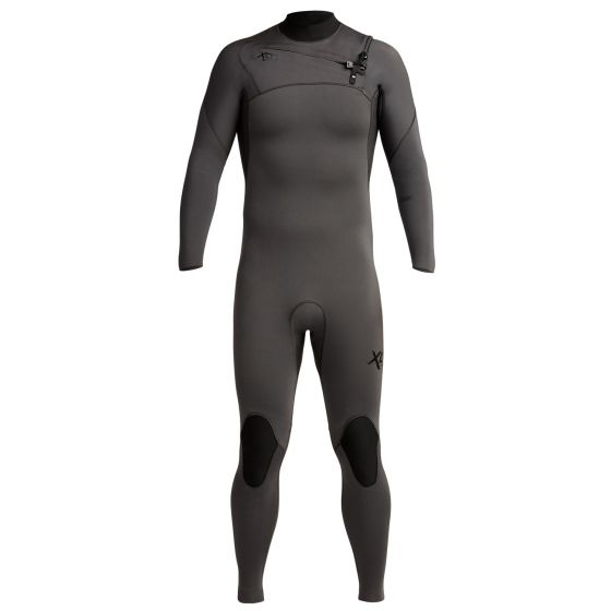 Xcel Comp 3/2mm Chest Zip Mens Wetsuit 2020 - Jet Black