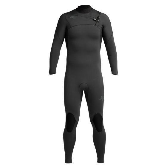 Xcel Comp 2mm Chest Zip Wetsuit 2020 - Jet Black