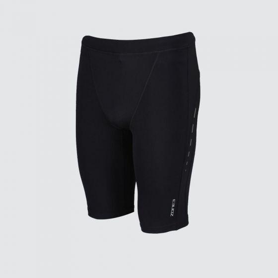 Zone 3 Mens RX3 Medical Grade Compression Shorts - Black