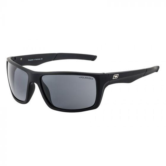 Dirty Dog Primp Polarised Sunglasses - Black/Grey