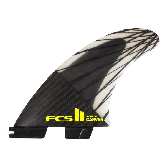 FCS II Carver PC Carbon Thruster Fins 2020 in Medium