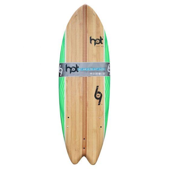 Hot Surf 69 5ft 8 Fish Softboard Surfboard