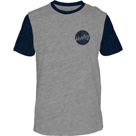 Hurley Grindy Pittsburgh Mens T Shirt