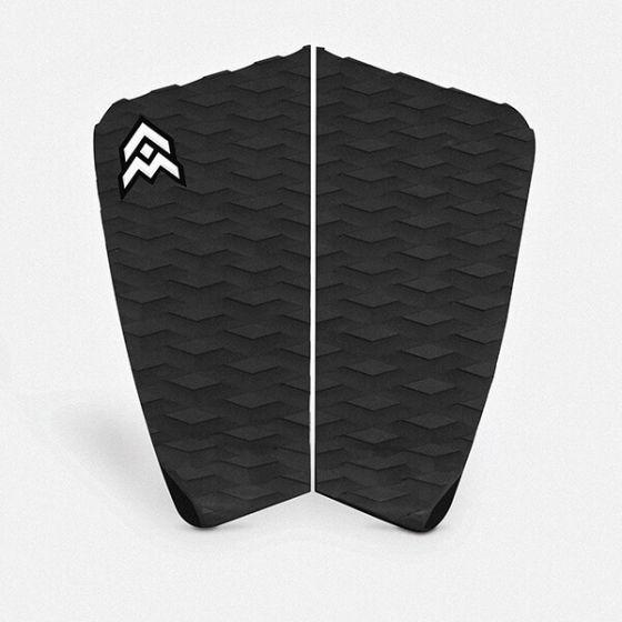 Aerial Material Joel 2 Piece Surfboard Tail Pad - Black