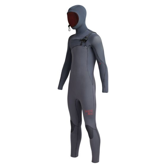 xcel comp x youth hooded wetsuit