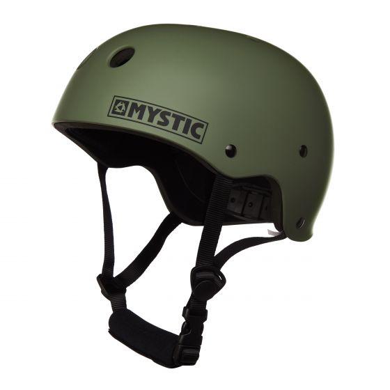 Mystic MK8 Watersports Helmet in Dark Olive