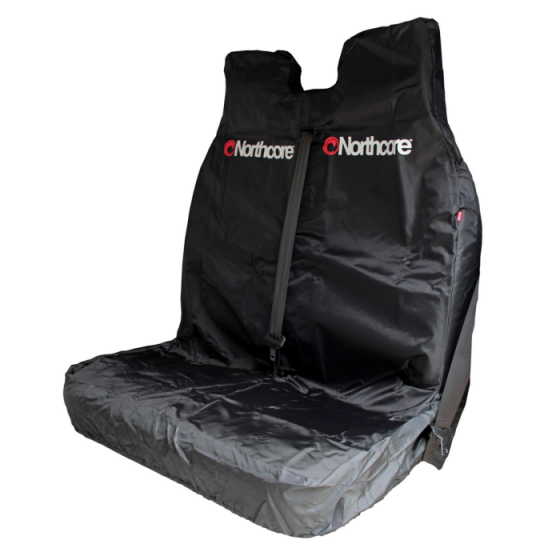 Northcore Double Seat Covers - Black