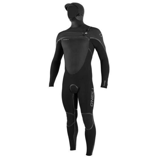 O'Neill Psychotech 4mm Front Zip Hooded Winter Wetsuit