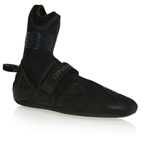 O'Neill Psycho Tech 5mm Round Toe Wetsuit Boots 2020