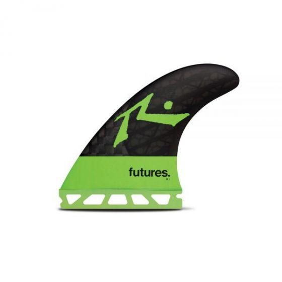 Futures Rusty Blackstix 3.0 Thruster Fins - Large