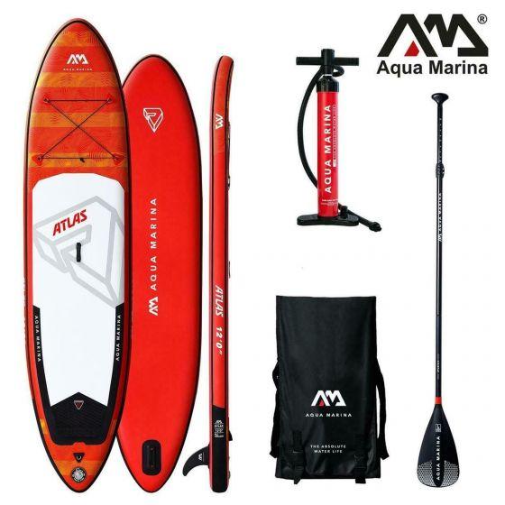Aqua Marina Atlas 12' iSUP Package