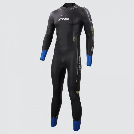 Zone3 Vision Mens Swim Wetsuit - Front