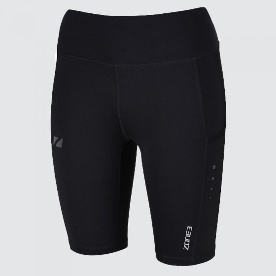 Zone 3 Womens RX3 Medical Grade Compression Shorts - Black