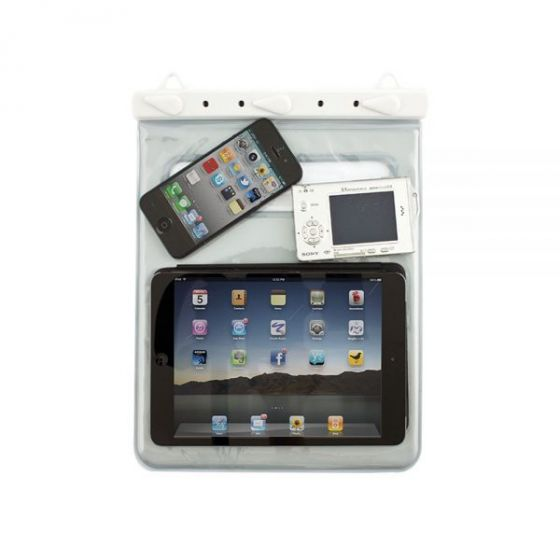 Ocean & Earth Waterproof Camera IPad Case