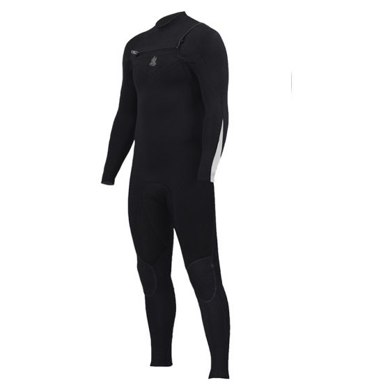 Zion Wesley 3mm Chest Zip Wetsuits