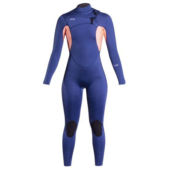 Xcel Comp 3/2mm Chest Zip Womens Wetsuit 2019 - Cascade
