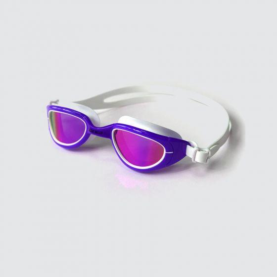 Zone 3 - Attack Goggles - Polarized Lens - Purple/White