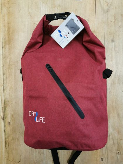 Dry Life 40L Dry Bag Backpack 2021 - Red