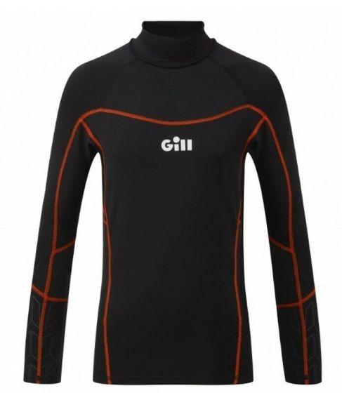 Gill Hydrophobe Junior Sailing Top 2021 - Black