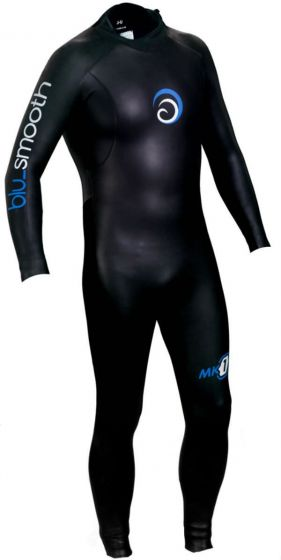 Blu Smooth Unisex Open Water Swimming Wetsuit