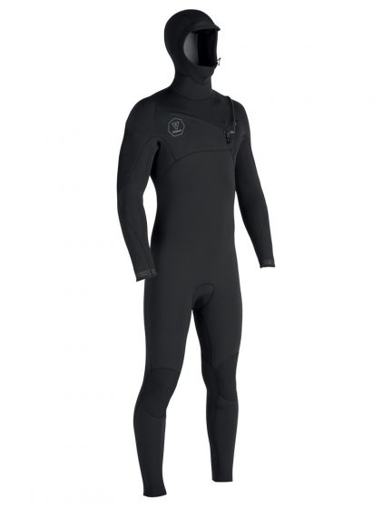 Vissla 7 Seas Hooded Chest Zip Wetsuit