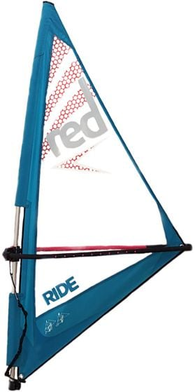 3.5 metre red paddle windsup rig