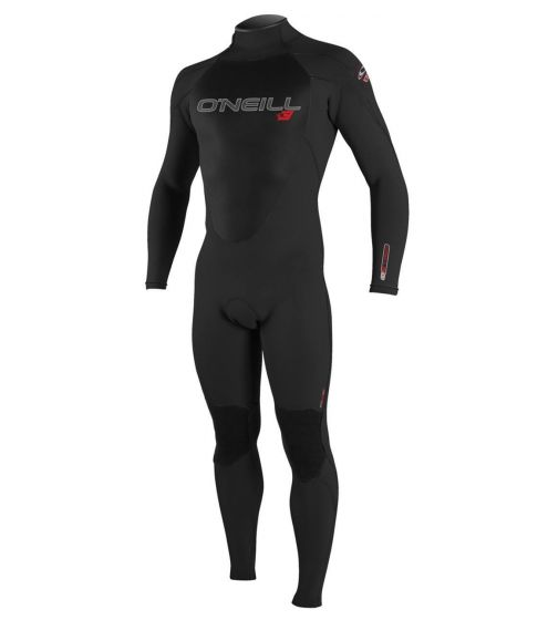 O'Neill Epic Mens 3/2mm Summer Wetsuit 2016 - Black front