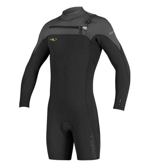 O´Neill Hyperfreak 2mm Mens Long Sleeve Shortie Wetsuit 2017