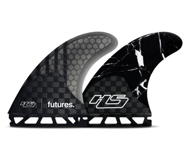 Futures HS1 Generation Thruster Fins - Large
