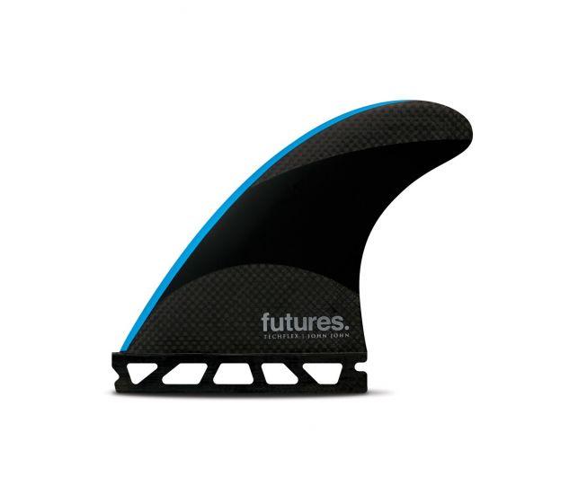 Futures John John Florence Techflex Thruster Fins - Small