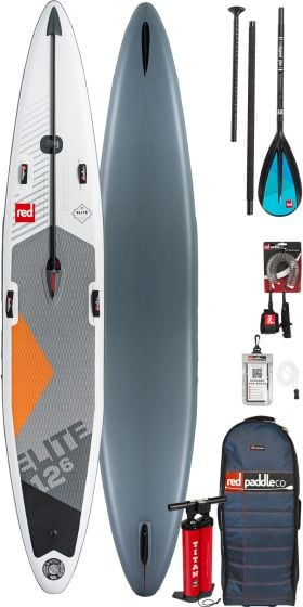 Red Paddle 12ft 6 Elite SUP