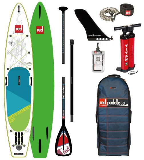 Red Paddle 13ft 2 Explorer Inflatable Sup Package