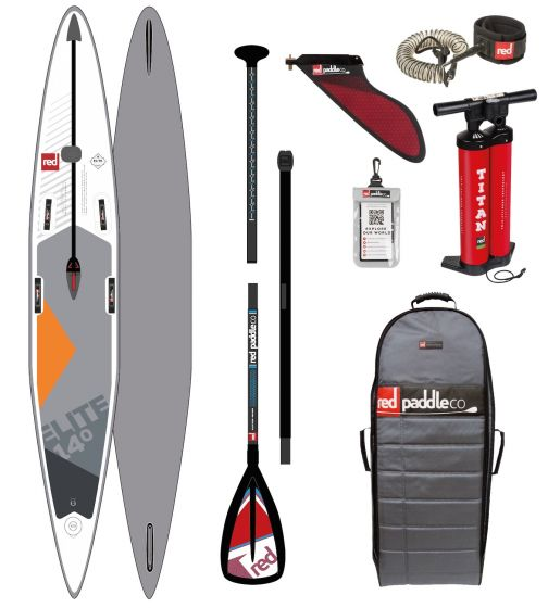 Red Paddle 14ft Elite Inflatable Sup