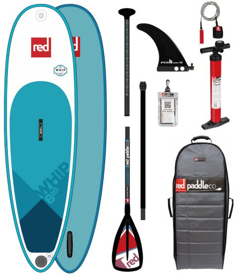 Red Paddle 8ft 10 Whip Inflatable Paddle Board
