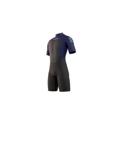 Mystic Brand 3/2MM Mens Shorty Wetsuit 2021 Night Blue