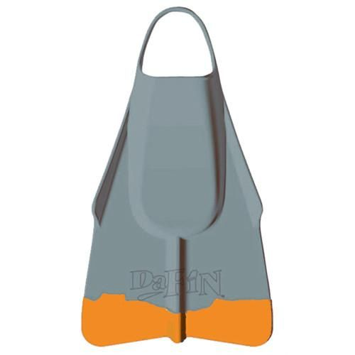 DaFin Swim/Bodyboard Fins - Grey/Orange