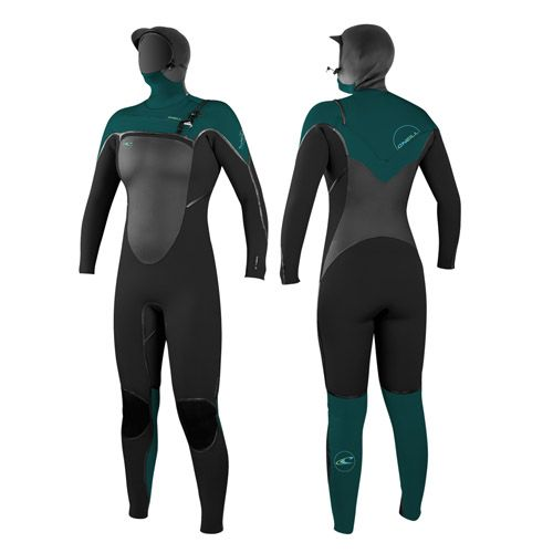 O'Neill Psychotech 6mm Ladies Hooded Wetsuit