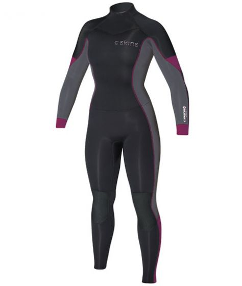 C-Skins Solace 5mm rose winter wetsuit