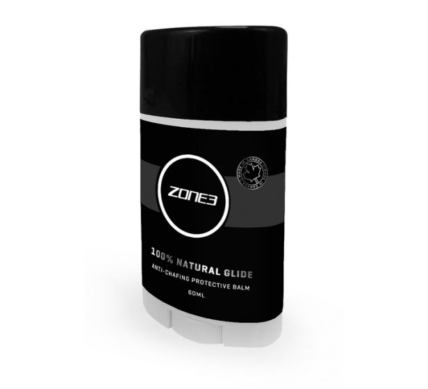 Zone 3 100% Natural Organic Anti-Chafing Glide 60G