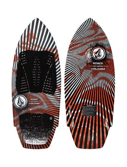 Ronix Volcom Sea Captain Wakesurf Board pair