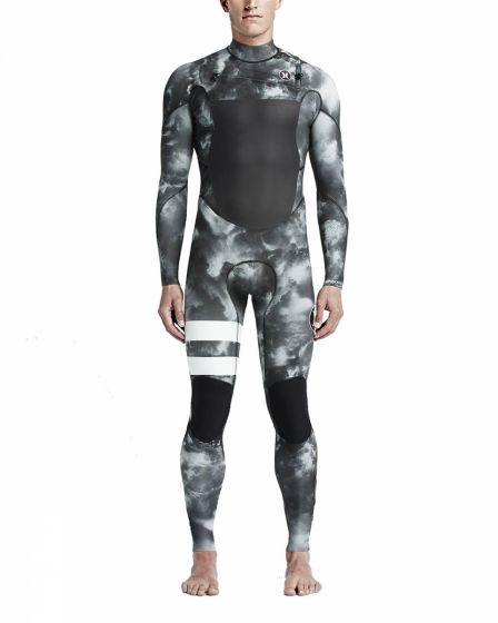 Hurley Fusion 3/2mm Mens Summer Wetsuit 2017