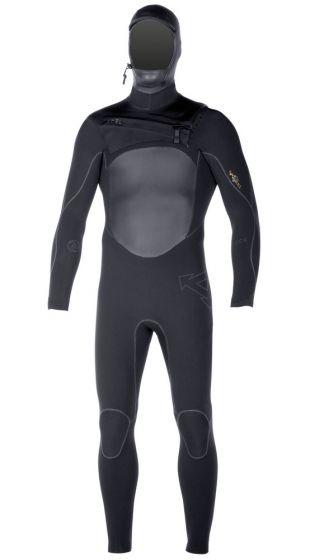 Xcel Drylock Hooded Wetsuit