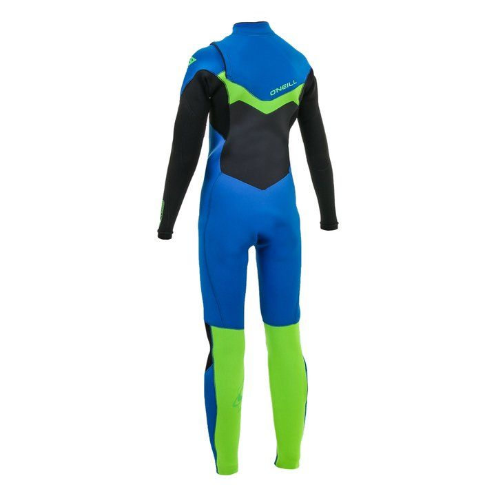 ONEILL YOUTH EPIC 5//4MM BACK ZIP WETSUIT 2020 OCEAN// ABYSS