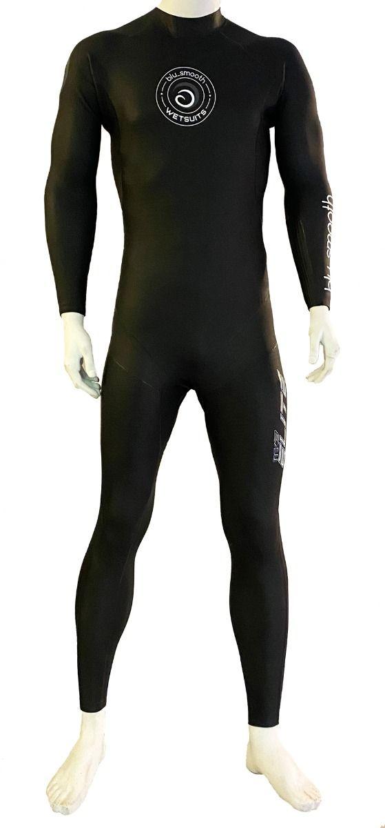 Blu Smooth MK1.2 Two Piece Full Swim Wetsuit 2020
